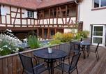 Hôtel Munster - Le Hameau d'Eguisheim - Chambres d'hôtes & Gîtes-4