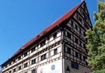 Hôtel Schnelldorf - Jugendherberge Dinkelsbühl-3
