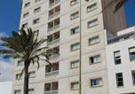Hôtel Puerto del Rosario - Jm Puerto Rosario-2