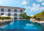 Hôtel Siem Reap - Damrei Residence & Spa-1