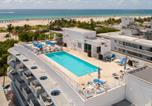 Location vacances Miami Beach - Strand Ocean drive Rooftop Pool-4