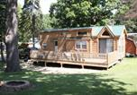 Villages vacances Edgerton - Lakeland Rv Campground Deluxe Loft Cabin 12-4