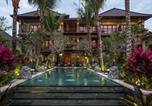 Location vacances Ubud - Dwaraka The Royal Villas-3