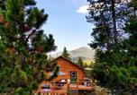 Location vacances Black Hawk - Rustic Mountain Escape Amazing Views on 15 acres Very Romantic or Great for the Family-1