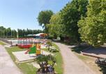 Camping avec Piscine couverte / chauffée Luc-sur-Mer - Camping L'Orée de Deauville-1