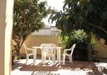 Location vacances  Province de Nuoro - Orosei-Sardegna-Appartamento 5 posti letto con giardino-4
