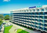Hôtel Kołobrzeg - Seaside Park Hotel