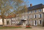 Hôtel Longpont - Domaine de Scipion-3