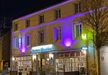 Hôtel Chouzé-sur-Loire - Hostellerie Excalibur-4