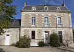 Hôtel Charente-Maritime - Chambres d'Hôtes du Jardin-4