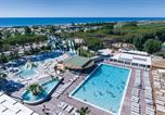 Camping avec WIFI Languedoc-Roussillon - Camping Le Castellas-1