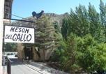 Hôtel Province de Teruel - Hotel Mesón del Gallo-2