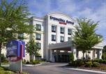 Hôtel Gainesville - Springhill Suites Gainesville-3