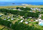 Camping avec Bons VACAF Santec - Camping Du Vougot-1