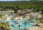 Camping avec WIFI Rayol-Canadel-sur-Mer - Les Tournels-3