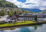 Hôtel Vågsøy - Stryn Hotel-3