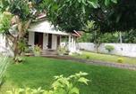 Hôtel Negombo - Birds singing garden home-1