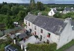 Hôtel Châteauneuf-du-Faou - Maison des Maquisards Chambres d'hôtes-1