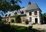 Location vacances Bennetot - Gîtes Normands de charme les châtaigniers-1