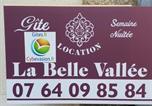 Location vacances Festival de Poupet - La belle Vallée, 10 min du Puy du Fou-3