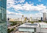 Location vacances  Kazakhstan - Apartment on Dostyk 5-1