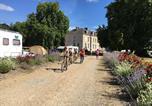 Camping 4 étoiles Sillé-le-Philippe - Les Castels Château de Chanteloup-2