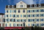 Hôtel Lugrin - Hôtel de France Contact-Hôtel-1