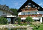 Hôtel Willingen (Upland) - Hotel Berghof