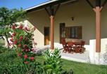 Location vacances  Ain - House Le tilleul 5-1