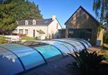 Location vacances Blaison-Gohier - La villa Bois des Roses-1