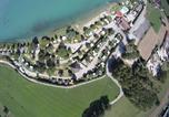 Camping avec Accès direct plage Rhône-Alpes - Camping du Lac du Lit du Roi-3