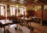 Hôtel Rothenburg ob der Tauber - Schwarzes Lamm-2