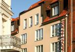 Hôtel Barth - Altstadt Hotel zur Post Stralsund-1
