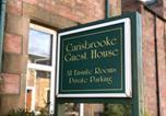Location vacances Inverness - Carisbrooke Guest House-2