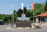 Camping Lyon Eurexpo - Centre de Conventions et d'Expositions - Camping La Trillonnière-1