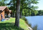 Camping avec Site nature Crux-la-Ville - Camping de l'Etang du Merle-1