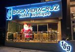Hôtel Boca del Río - Hotel Boutique Boca - Veracruz-3