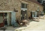 Location vacances Saint-Yrieix-la-Perche - Holiday Home Bretagne Coussacbonneval-3