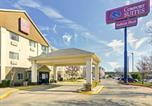 Hôtel Longview - Comfort Suites Longview North-1