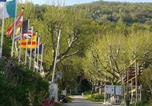 Camping avec Site nature Valbonnais - Camping Le Bois de Cornage-2