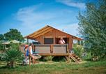 Camping avec Site nature Peyrillac-et-Millac - Camping La Borgne-1