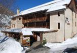 Hôtel Col d'Izoard - Le Chalet Viso-2