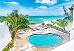Location vacances  Bahamas - Oceanfront Villa Caprice 14 - pr. Pool Gated Community-1