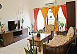Location vacances Kota Kinabalu - Waterfront Holiday Suites @ Marina Court Resort Kota Kinabalu-2
