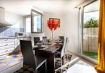 Location vacances  Val-d'Oise - Appartement spacieux et fonctionnel avec terrasse-1