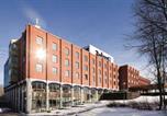 Hôtel Uppsala - Radisson Blu Arlandia Hotel, Stockholm-Arlanda-2