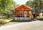 Location vacances Kerrville - God's Country Cabins - Mercy-2