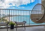 Hôtel Porto Rico - Ocean View Deluxe Suite: Pvt. Beach & Pool-2