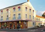 Hôtel Arnay-le-Duc - Logis Hôtel Du Commerce-2