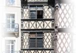 Hôtel Trélazé - B&B L'Oisellerie-1